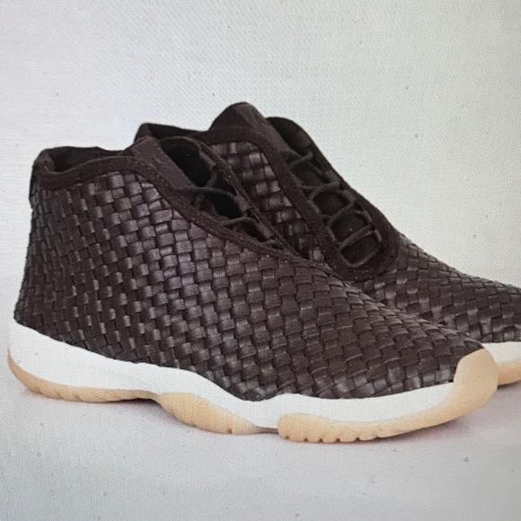 air jordan future leather